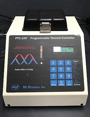 MJ Research PTC-100 PCR Programmable Thermal Controller