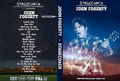 John Fogerty. 2016. Empire Polo Club. Indio. Dvd.