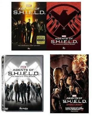 Marvel's Agents Of S.h.i.e.l.d Seasons 1-4. Shield The Complete Series