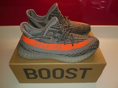 e3609a907d7e BB1826 adidas Yeezy Boost 350 V2 Beluga 1.0 UK 9 US 9.5 GENUINE AUTHENTIC  100%