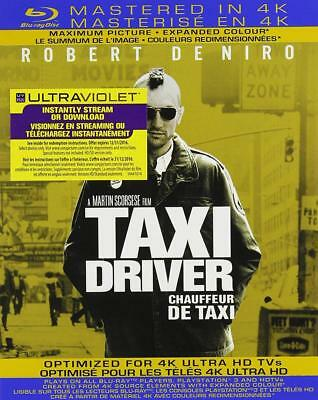 Taxi Driver (Mastered in 4K) [Blu-ray] (Bilingual)