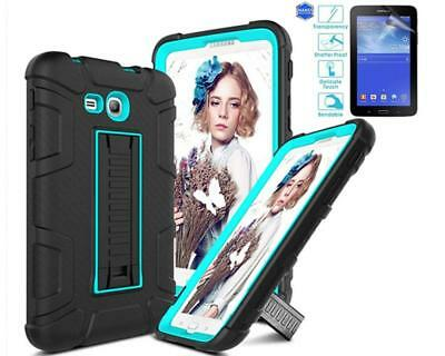 Samsung Galaxy Tab E Lite 7.0 Case, 3 Kids Case With Screen Protector,...