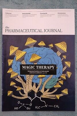 The Pharmaceutical Journal, 1 November 2014, No7834, Psychedelics help addiction
