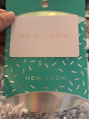 Gift Card - New Look £80 Instore Or Online