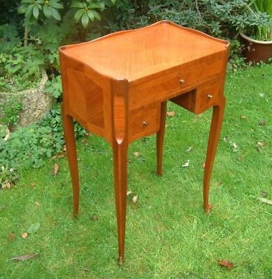 Antique French style Side Table  Console   Desk  Hall table  Writing table
