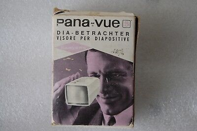 Vintage Pana-Vue 2 x 2 Slide Viewer
