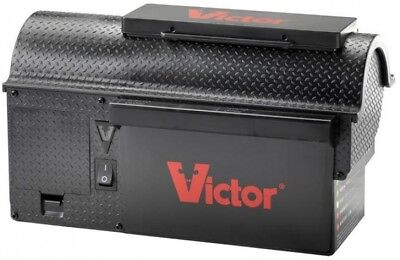Victor Multi Kill Electronic Mouse Trap Pest Zapper Control Electr X May