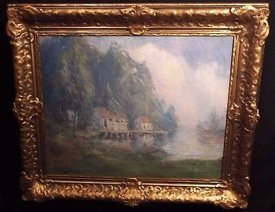free ship F W Loven listed New Jersey Bath houses Lake 1923 -25 summer landscape