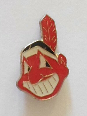pin's CLEVELAND INDIANS club BASEBALL USA - avec attache -