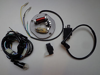 "Honda Fl250 Odyssey Atv 81-84 * Oddatv1** Cdi Conversion Kit"" Without Flywheel""*"