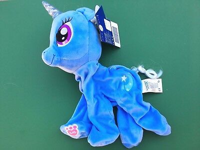 Build a Bear PLUSH 15 in. MY LITTLE PONY Trixie - UNSTUFFED - NEW