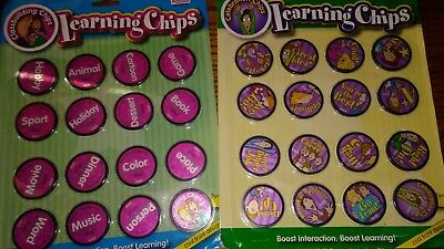 Kagan Cooperative Learning Classbuilding Chips Celebration Chips 2 Sets New
