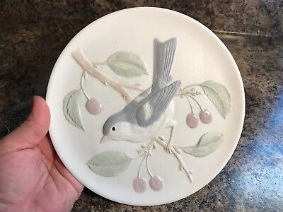 Crowning Touch Decorative Bird Collector Plate