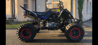 *** Raptor 700 Se  2014 Road Legal Quad *