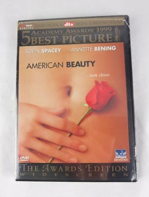 DVD American Beauty Academy Awards 1999 Kevin Spacey Annette Bening