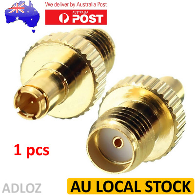 Gold Plated TS9 Male to SMA Female Jack RF Connector Adapter