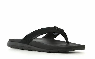 4f8091fa799 NEW UGG MEN'S Tenoch Hyperweave T Strap Flip Flops Slippers Sandals shoes  Black