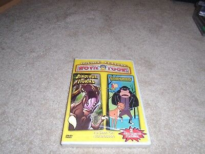 New & Sealed Dinosaur Island & Globehunters Dvd