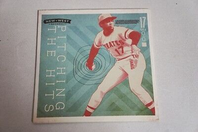 New West Records Pitching The Hits 17 2012- The Whigs- Max Gomez- John Hiatt-Cd