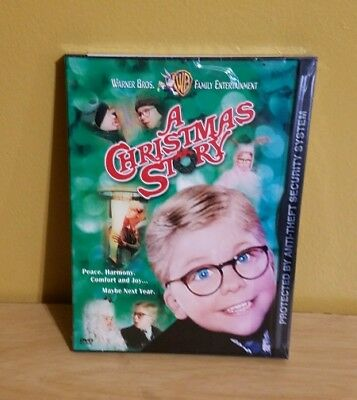 NEW A Christmas Story 1999 DVD Warner Bros Family Entertainment Movie