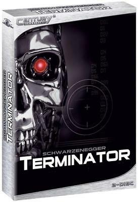 Schwarzenegger * TERMINATOR * Limited Digipak Century 3 Cinedition * 2 Disc DVD