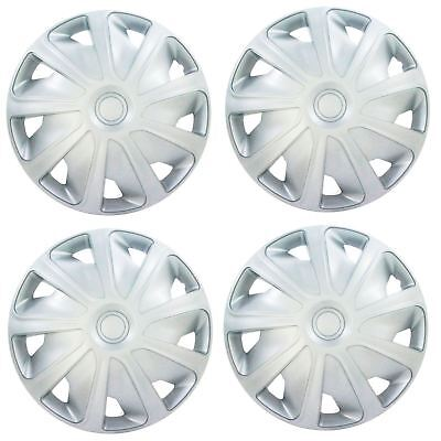 """Set of 15"""" Inch Deep Dish Van Wheel Trims Hub Caps For Ford Transit Connect"""