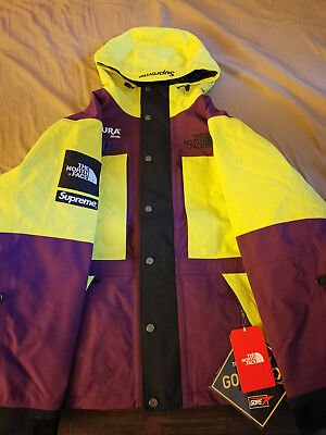 New Supreme The North Face Leather Parka Black Large Fw 18 In Hand