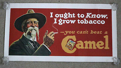 Vintage Camel Billboard Advertisement 1960s Reproduction Posters Set of 3