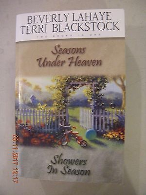 Seasons Under Heaven/Showers In Season by Beverly LaHayne & Teri BlackstockEE838