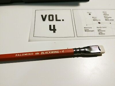 Blackwing Pencil Volume 4 - Mars Tribute - one pencil