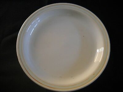 Chinese Qing Dynasty - Qianlong Old Plate - Unique Porcelain Dish with back Seal