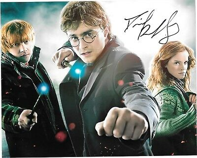 Daniel Radcliffe HARRY POTTER Movie Star Autographed Signed 8x10 Photo COA