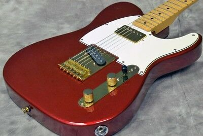 Squier by Fender Vintage Modified Series Telecaster SH Candy Apple Red