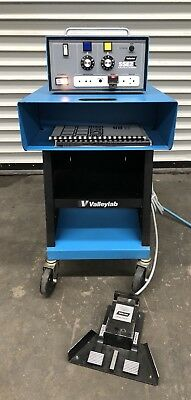 Valleylab SSE2L Electrosurgery Generator w/ Cart & Pedal And Manuals