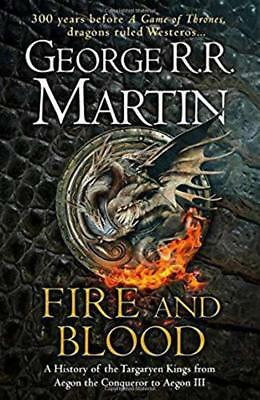 Fire And Blood - George R R Martin - Hardcover