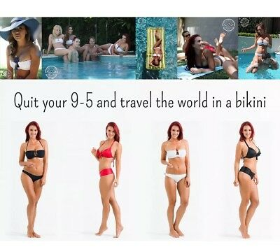 Australian Bikini Business - Quit Your Job And Travel In A Bikini!
