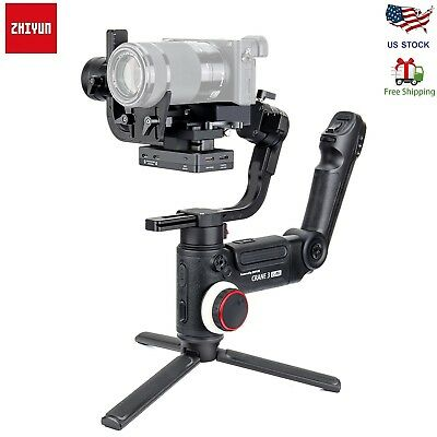 Zhiyun Crane 3 LAB Handheld Stabilizer for Sony Nikon Panasonic Canon DSLR