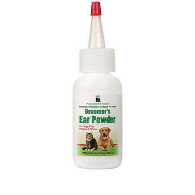 Ppp Groomers Ear Powder 28G