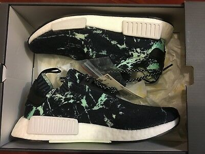 the best attitude 69acd 7acf6 nmd r1 primeknit mint marble color
