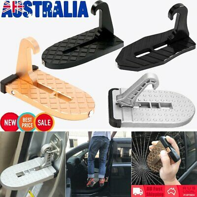 Doorstep Vehicle Access Roof Of Car Door Step Give You Latch Easily Rooftop jjw