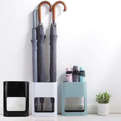 Innovative -Household -Umbrella Rain Free Drain Stand Storage Rack Holder Bucket