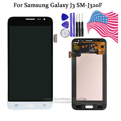 Replacement For Samsung Galaxy SM-J320FN J3 LCD Display Touch Screen Digitizer