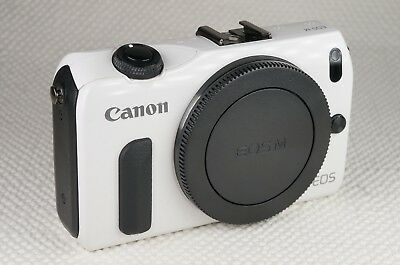 FULL SPECTRUM CANON EOS M White - UV, Vis, IR or Astro Converted Camera