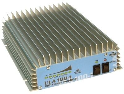 Linear RF Amplifier by R.M. Italy ULA-100-1 Clearance Sale less then 1/2 price!!