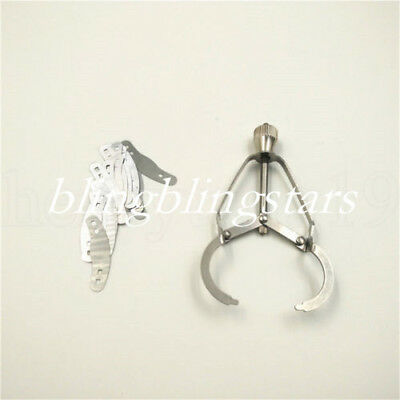 20 Pcs Medium Formation Sectional Pieces Contoured Matrice + Retainer Stuck Clip