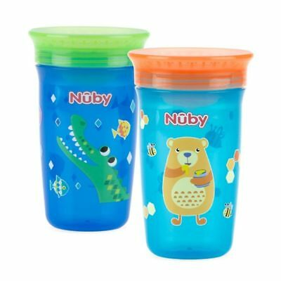 Nuby Sipeez 360 Degree Wonder Maxi Cups