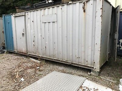 21x8 canteen office/store anti vandal,hire,Portable Building,site office.