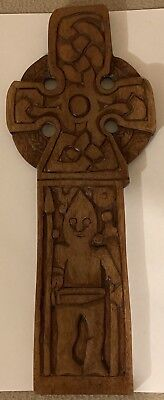 Wooden Middleton Cross Replica - Wall Decoration - Unique And Very Rare Artwork