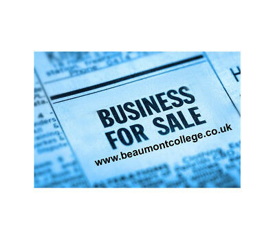UK dormant LIMITED COMPANY for sale BEAUMONT COLLEGE LTD  including domain name