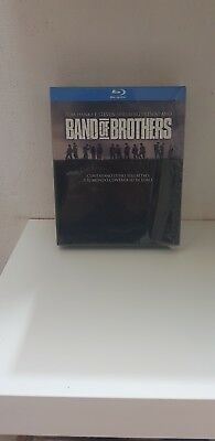 Band of Brothers 6 bluray Hanks Spielberg come nuovo